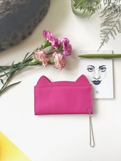 Theres a lot to love about our lacey cute wallet--4 card slots, 2 billfold compartments, to be exact. The finishing touch? two secret pocket for holding metro cards, to-do lists or tickets close at hand.