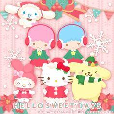 Hello Sweet Days