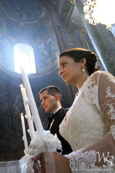 Serbian orthodox wedding