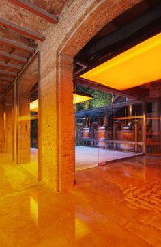 Jean Nouvel deja su huella en la rehabilitación de la antigua Fábrica Moritz Barcelona. - diariodesign.com