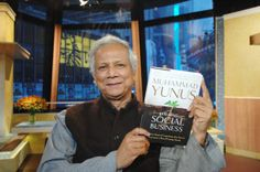 Nobel Peace Prize winner Muhammad Yunus, who founded the practice of microcredit as a means to combat global poverty, will speak at 7 p.m. on Wednesday, March 6, at Burt Kahn Court on Quinnipiac University's Mount Carmel Campus.