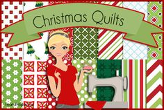 christmas_quilt_cover_board
