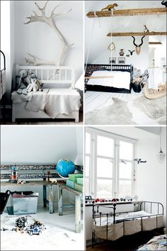 nordic style family home White Kids Room, White Rooms, Cool Kids Rooms, Cute Room Ideas, Diy Home, Home Decor, Kids Room Organization, Kids Room Design, Nordic Style