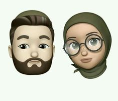 Hipster Wallpaper, Pink Wallpaper Iphone, Emoji Wallpaper, Cute Muslim Couples, Cute Anime Couples, Girly Drawings, Cartoon Drawings, Cute Cartoon Wallpapers, Cartoon Pics