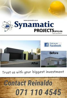 Investing, Trust, Projects, Log Projects