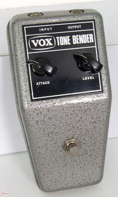Vox Tonebender