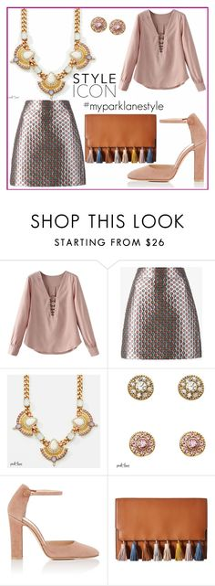 """""""My Park Lane Style"""" by parklanejewelry on Polyvore featuring Miu Miu, Gianvito Rossi, Rebecca Minkoff, parklanejewelry and myparklanestyle"""