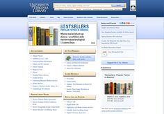 Alderman Library: http://www2.lib.virginia.edu via @url2pin
