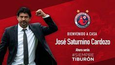 Saturnino Cardozo será presentado como nuevo Director Técnico del Veracruz