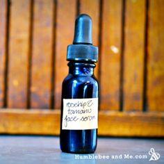 Homemade Rosehip & Tamanu Healing Facial Serum Recipe