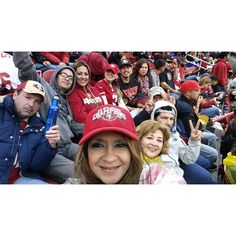 Having a great time watching the 49ers vs Falcons  game with friends!