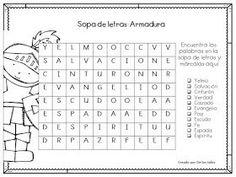 Tarjetas y oraciones catolicas la navidad sopa de letras - Sopa de letras de navidad ...