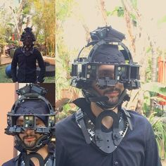 An awesome Virtual Reality pic! #mobius #radiantimages #shooting #losangeles #camera #set #setlife #enjoy #weekend #camera360 #gopro #virtualreality #17gopros by dhrunad check us out: http://bit.ly/1KyLetq