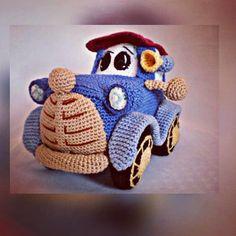 Mesmerizing Crochet an Amigurumi Rabbit Ideas. Lovely Crochet an Amigurumi Rabbit Ideas. Crochet Car, All Free Crochet, Crochet Doll Pattern, Crochet Patterns Amigurumi, Crochet For Kids, Amigurumi Doll, Crochet Dolls, Stuffed Toys Patterns, Crochet Projects