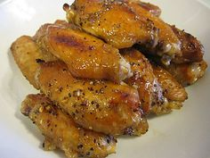 chicken with honey and black pepper