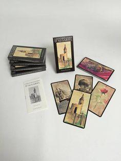 Cartes Divinatoires d'Algariel par Alcide Nathanaël - France Cartes 2015