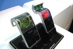 L'écran flexible de Samsung bientôt sur nos téléphones