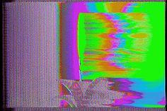 Vhs Glitch, Glitch Art, Acid Trip, Fractal Images, Rainbow Aesthetic, Vaporwave, Best Memories, Trippy, Retro Vintage