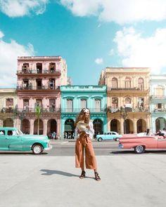 Life in all colors ❤️ ⠀ ⠀ Captured by 📸 Fly To Cuba, Cuba Culture, Cuba Fashion, Cuba Beaches, Viva Cuba, Cuba Travel, Win A Trip, Beautiful Sunrise, Where To Go