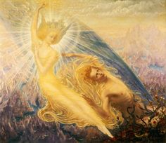 Angels of Splendour - Jean Delville