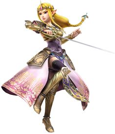 Zelda, Battle | Hyrule Warriors | The Legend of Zelda