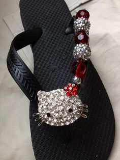 HELLOOOOOO KITTY!  By FLipinista, Your BFF   Registered Trademark <3  LIMITED EDITION, TO ORDER CALL 312-399-2468