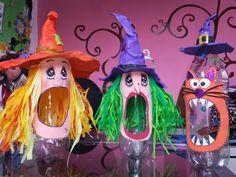 Dulceros de halloween!!