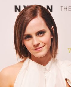 Her approach to beauty is refreshing and relatable. | 23 Times Emma Watson Was Our Favorite Beauty Icon
