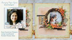 Easy Foamiran Flowers with Candlewick Pocket Flower Dies Becca, Pocket, Easy, Flowers, Design, Royal Icing Flowers, Flower, Florals