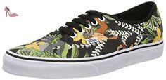 Vans Authentic, Sneakers mixte adulte - Noir (Disney/The Jungle Book/Black), 43 EU - Chaussures vans (*Partner-Link)