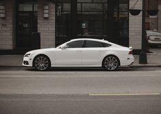 Audi S7, LOVE!