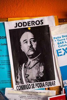 Con Franco vivíamos mejor...