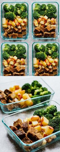 Steak & Potatoes Meal Prep Bowls 2019 Steak & Potatoes Meal Prep Bowls to start off the week! So easy to make and gluten free. Perfect for work lunches and easy dinners! The post Steak & Potatoes Meal Prep Bowls 2019 appeared first on Lunch Diy. Paleo Meal Prep, Lunch Meal Prep, Meal Prep Bowls, Lunch Recipes, Clean Eating Recipes, Paleo Recipes, Potato Recipes, Healthy Eating, Potato Dishes