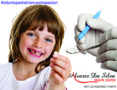 Curiosidad Dental  APROXIMADAMENTE EL 15% DE LA POBLACIÓN PADECE DE ODONTOFOBIA O MIEDO AL DENTISTA. LA PRINCIPAL CAUSA ES UNA MALA EXPERIENCIA EN LA INFANCIA.