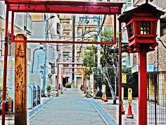 Motomachi, Kobe, Japan. 19nov14.