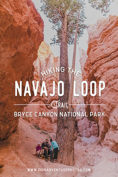 Hiking the Navajo Loop Trail in Bryce Canyon National Park, hiking with kids, hi. - Hiking the Navajo Loop Trail in Bryce Canyon National Park, hiking with kids, hiking in Bryce Canyo - Usa Roadtrip, Travel Usa, Bryce National Park, Us National Parks, Grand Canyon, Las Vegas, Wyoming, Nationalparks Usa, Nevada