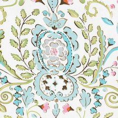 Love Birds Fabric by the Yard | Carousel Designs