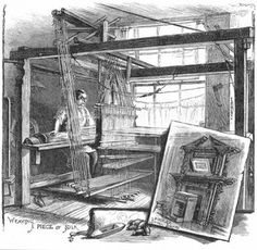 Search results for: huguenots Textile Manufacturing, East London, Loom, History, Textiles, Painting, Search, Art, Fotografia