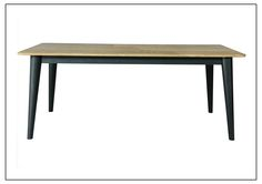 ELEPHANT  FURNITURE - Mambo - Medium Fixed Top Dining Table (2000mm x 950mm x 790mm High)  MAB-MFTDT004 - SPECIAL PRICE: $331.5