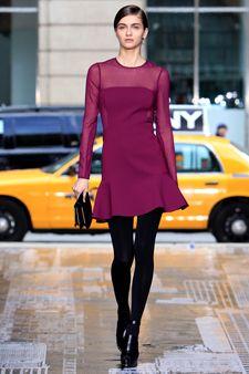 Dreamiest Dresses From Fall 2012 Fashion Week: Fashion: glamour.com
