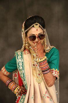 Indian Bride Photography Poses, Wedding Couple Poses Photography, Wedding Couple Photos, Bridal Photography, Indian Wedding Poses, Indian Bridal Photos, Beautiful Indian Brides, Bride Poses, Bridal Photoshoot