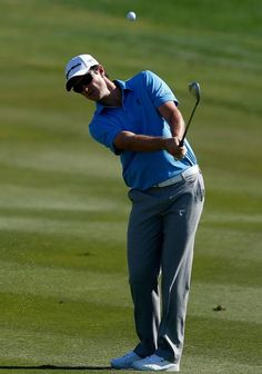 Abu Dhabi HSBC Golf Championship 2013 : justin Rose current Leader at the end of Round 3 ,january 19 ,play in progress