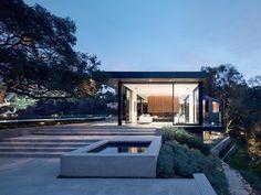 Oak Pass Main House,© Joe Fletcher; Beverly Hills, CA