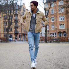 Casual outfit by @justusf_hansen [ http://ift.tt/1f8LY65 ]
