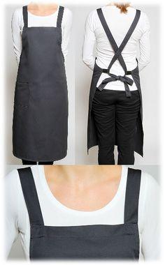 Top Chef Uniforms - European Cross Over Apron