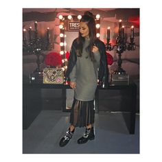 Rock yet so glamorous and romantic! Deema al Asadi (@deemaalasadi) picked the Jasper ankle boots with flower applications in different materials. #Ballin #BallinShoes #fashion #style #fw
