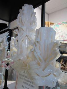 carved candles how its made - Google Search