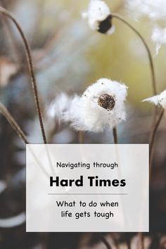 What to do and how to react when life gets tough. How hard times teach us to be our most authentic self and how to never give up during these dark moments. #mindfulness