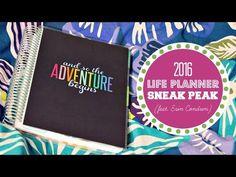 2016 Life Planner Launch (feat. Erin Condren) | Alexa's DIY Life - YouTube