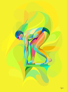 Waves of Color Illustrations